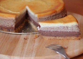 """Ricotta"" siera – smilšu cepumu kūka"