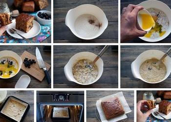 Lauku pīrāgs ar medu franču gaumē