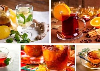10 dzērieni, kuri palīdzēs, ja esat saaukstējies