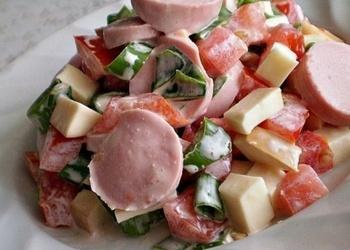 Salāti bavāriešu gaumē