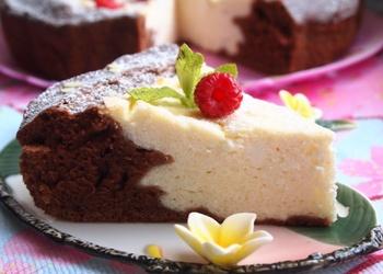 Mannas graudu – biezpiena kūka