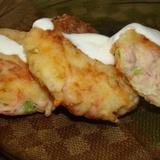 Pildītie kartupeļu plāceņi