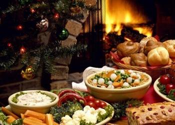 Kādiem ēdieniem jābūt uz Ziemassvētku mielasta galda