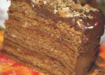 """Šokolādes torte """"Bērnības garša"""""""