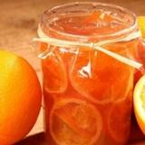 Apelsīnu miziņu ievārījums