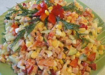 Krāsainie salāti
