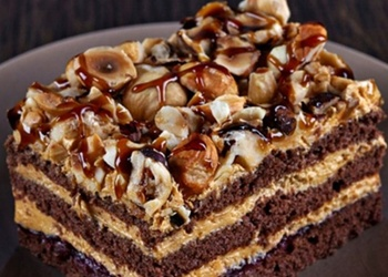 """Šokolādes torte """"Arābu pasaka"""""""