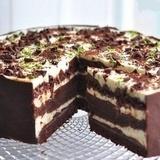Laima – šokolādes torte ar jogurta krēmu