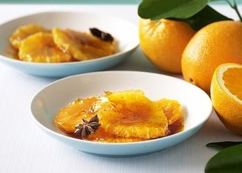 Cukuroti apelsīni