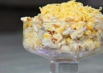 Šampinjonu salāti ar sieru