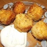 Siera bumbiņas ar kartupeļiem