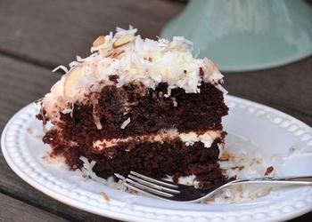 Šokolādes torte šveiciešu gaumē