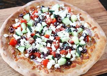 Grieķu pica