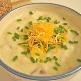 Kartupeļu piena zupa