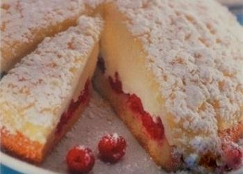 Aveņu – olu liķiera krēma kūka