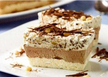 Saldējuma kūka