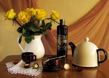 Kafija ar balzamu