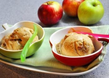 Ābolu saldējums