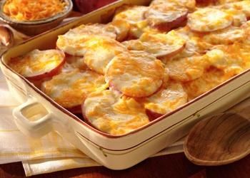 Cepeškrāsnī cepti kartupeļi