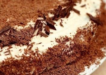 Torte ar kafijas krēmu