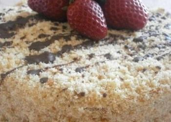 "Svētku torte ar ""Mascarpone"" siera krēmu"