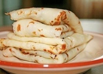 Mazkaloriju kefīra mīklas pankūkas