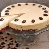 Šokolādes – kafijas krēma kūka