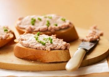Gaļas pastēte sendvičiem