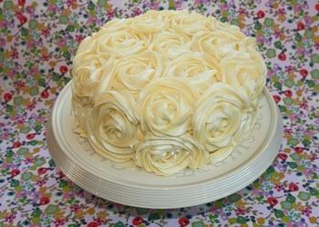 Krēma kūka ar citronu un ingveru