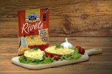 Rīvēts siers puscietais - Ražots Latvijā