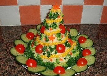"Siera salāti ""Eglīte"""
