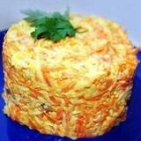 Burkānu un siera salāti