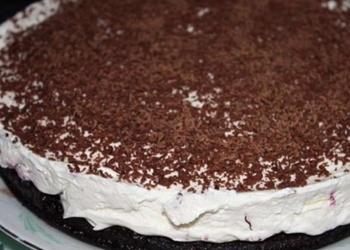 """Mascarpone"" siera krēma – melleņu kūka"