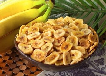 Banānu čipsi