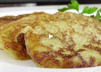 Kabaču - kartupeļu pankūkas bez olām - VIDEO RECEPTE