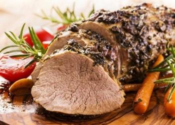 Vārīta liellopu gaļa