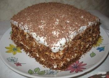 """Šokolādes torte """"Sapnis"""""""