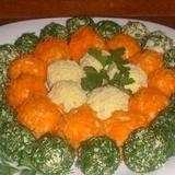 Salātu bumbiņas
