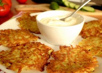 Vecmāmiņas recepte - Kartupeļu pankūkas