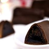 Šokolādes marmelādes konfektes