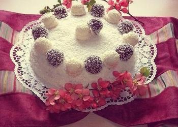 "Kokosriekstu torte ""Сoco Сabana"""