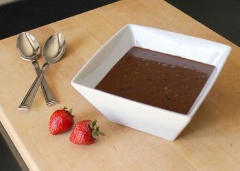 Šokolādes zupa
