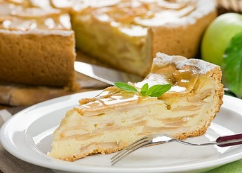 Ātri pagatavojamā ābolkūka