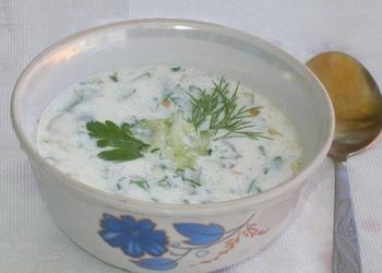 Rūgušpiena zupa