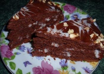 Trifeļu-sviesta vai kafijas krēma kūka