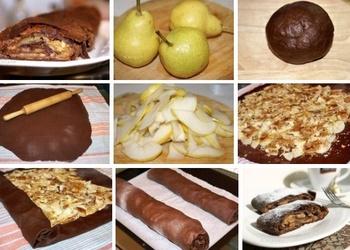 Šokolādes strūdele