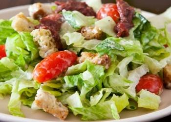 Tītara gaļas salāti