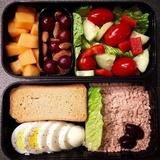 Fitnesa ēdienkarte nedēļai