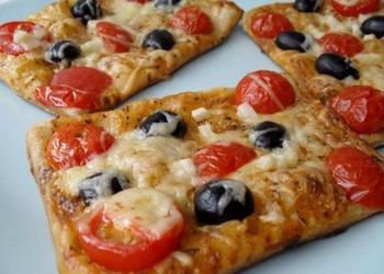 Gaisīgas mazās picas