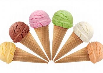Saldējuma pagatavošana mājas apstākļos